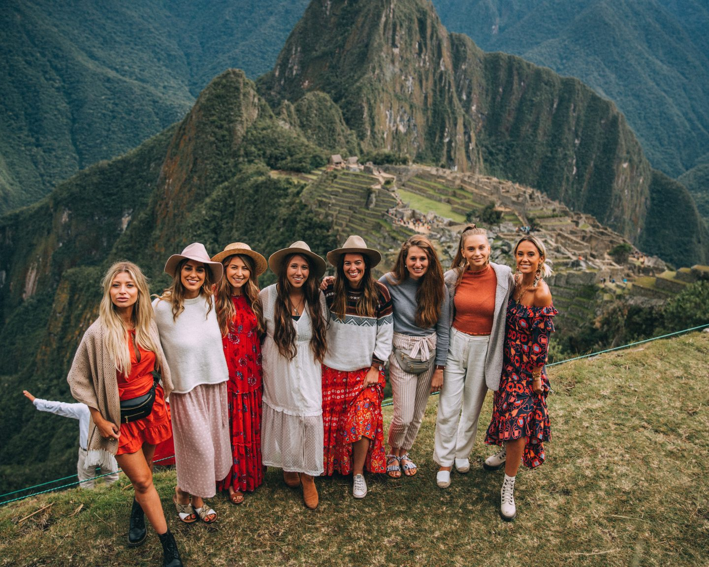 Girls trip to Peru
