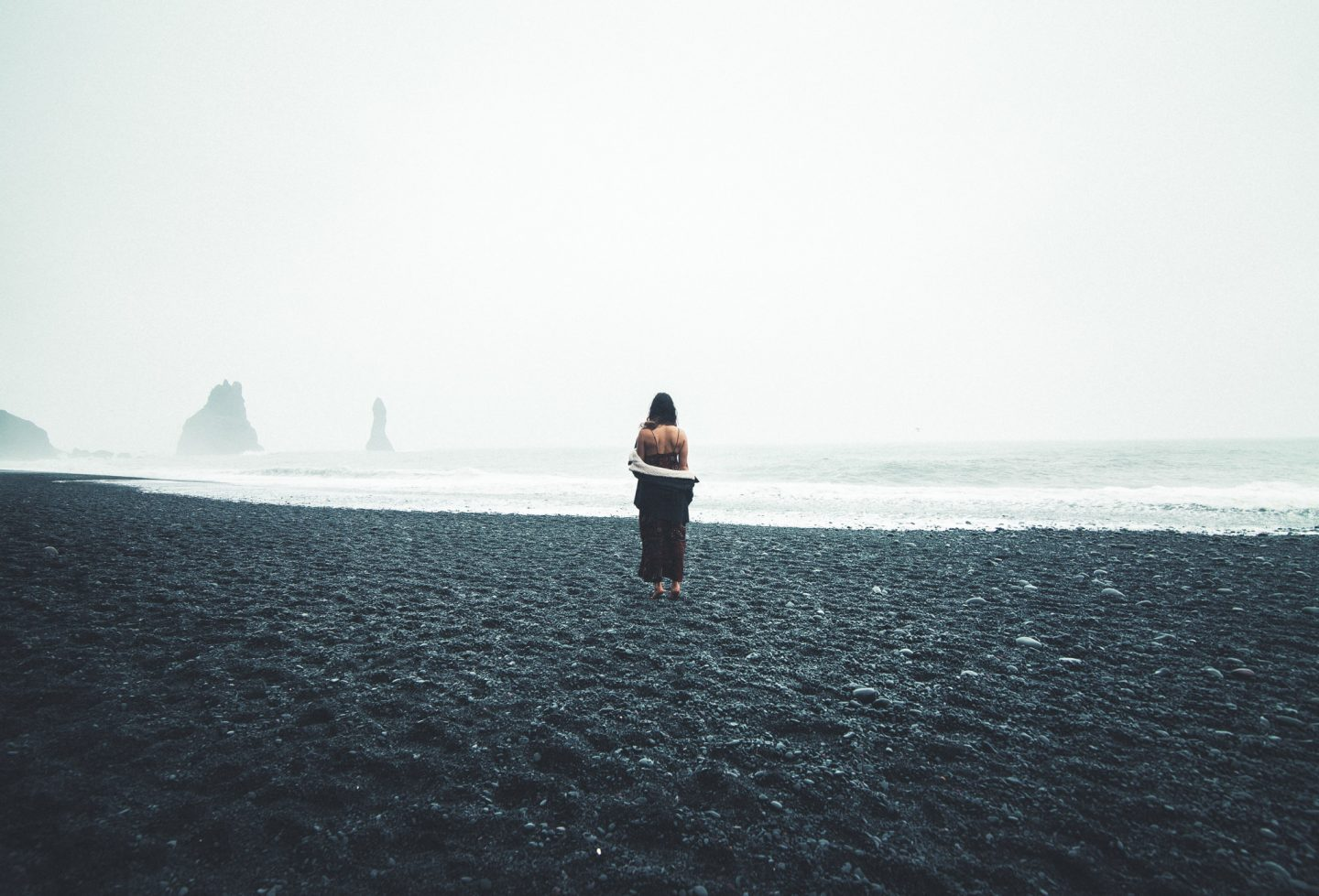 Reynisfjara Black Sand Beach, Iceland | @lisahomsy | check out the blogpost on www.lisahomy.com