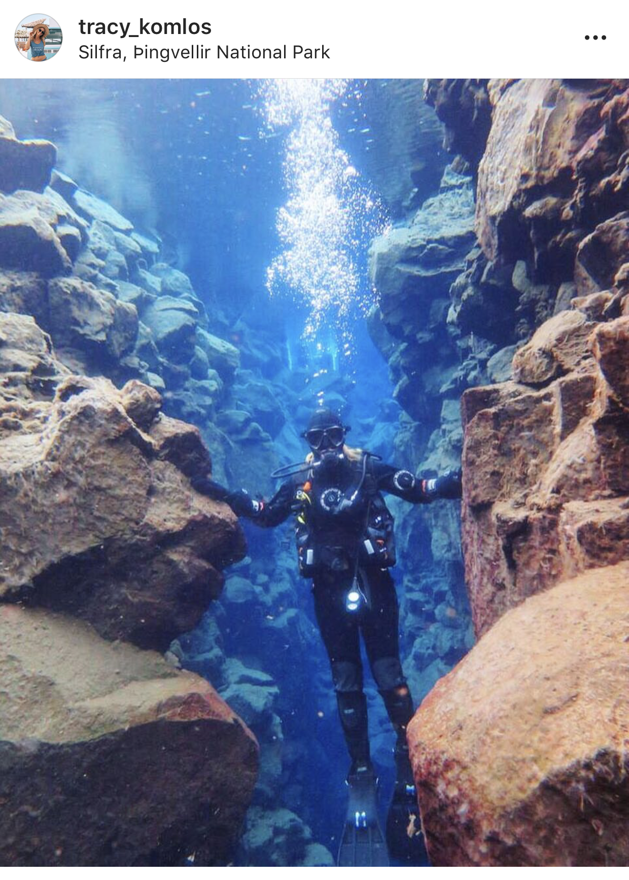 Diving at Silfra, Iceland | @lisahomsy | check out the blogpost on www.lisahomy.com