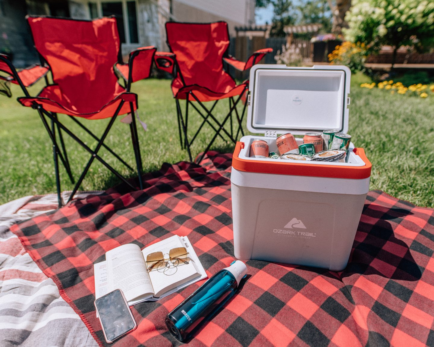 Ozark Trail Cooler from Walmart