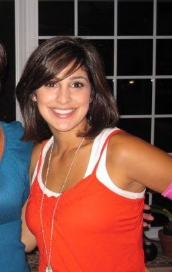 A woman with short hair in 2010