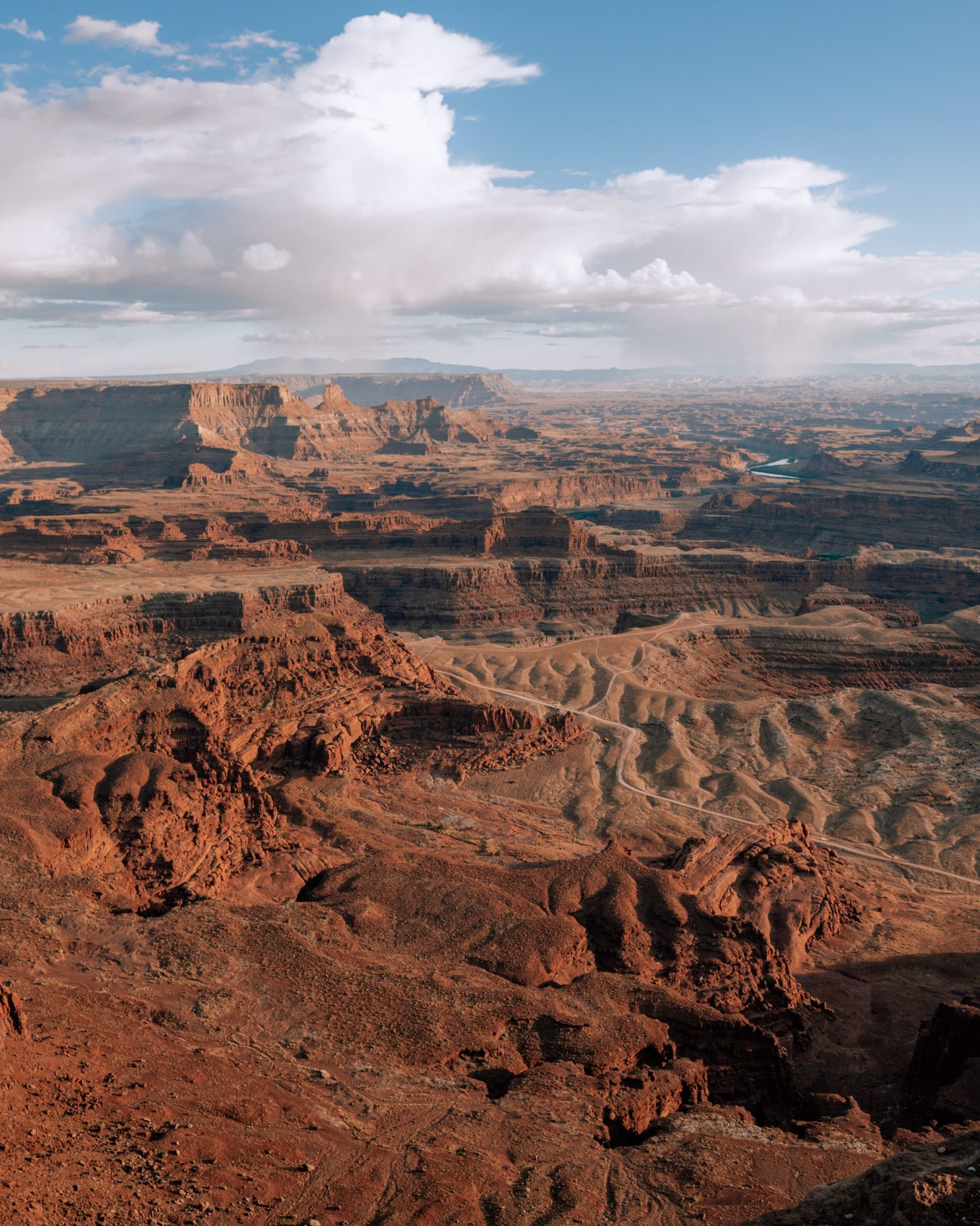 View of Dead Horse Point State Park in Moab, Utah