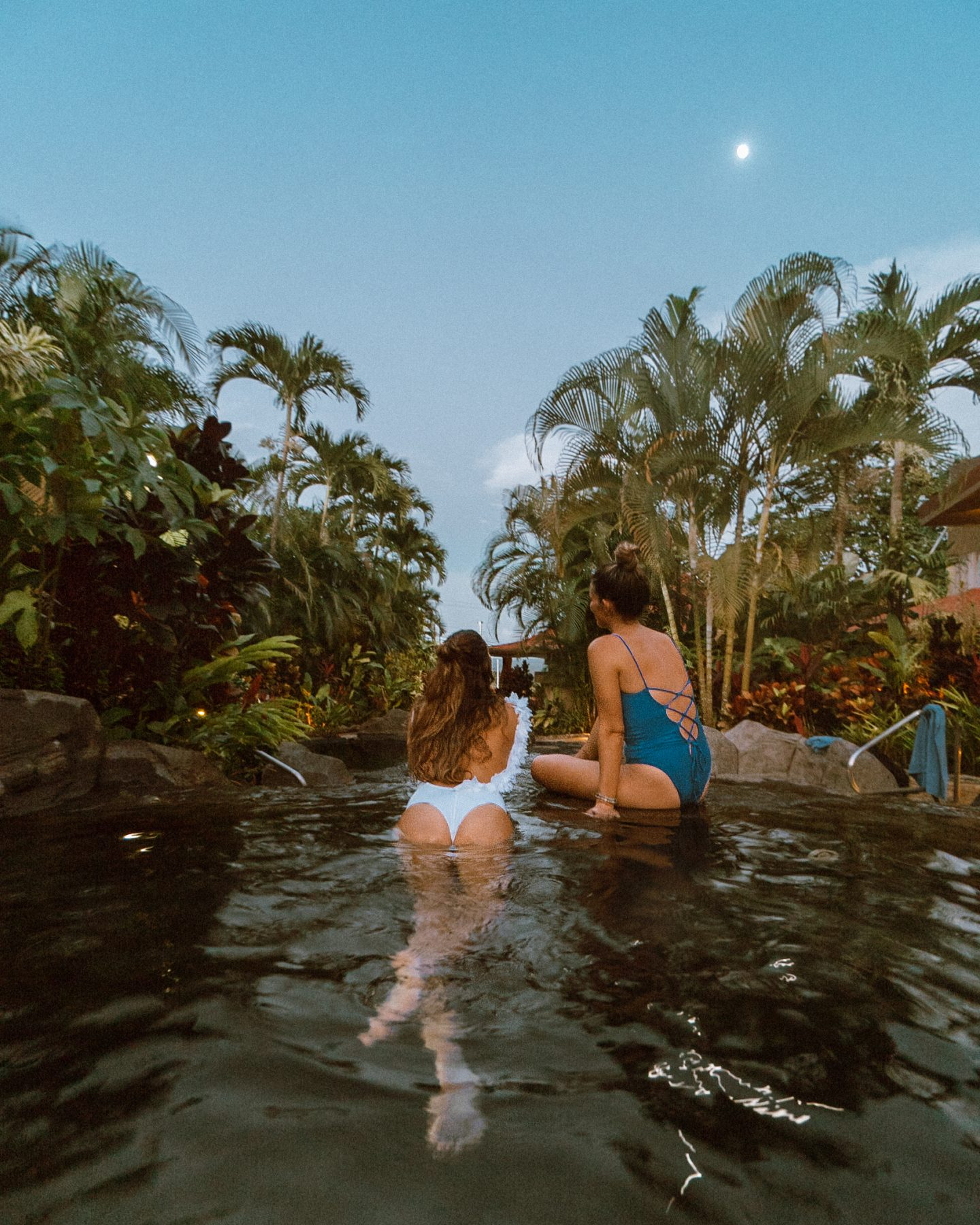 Costa Rica girls trip