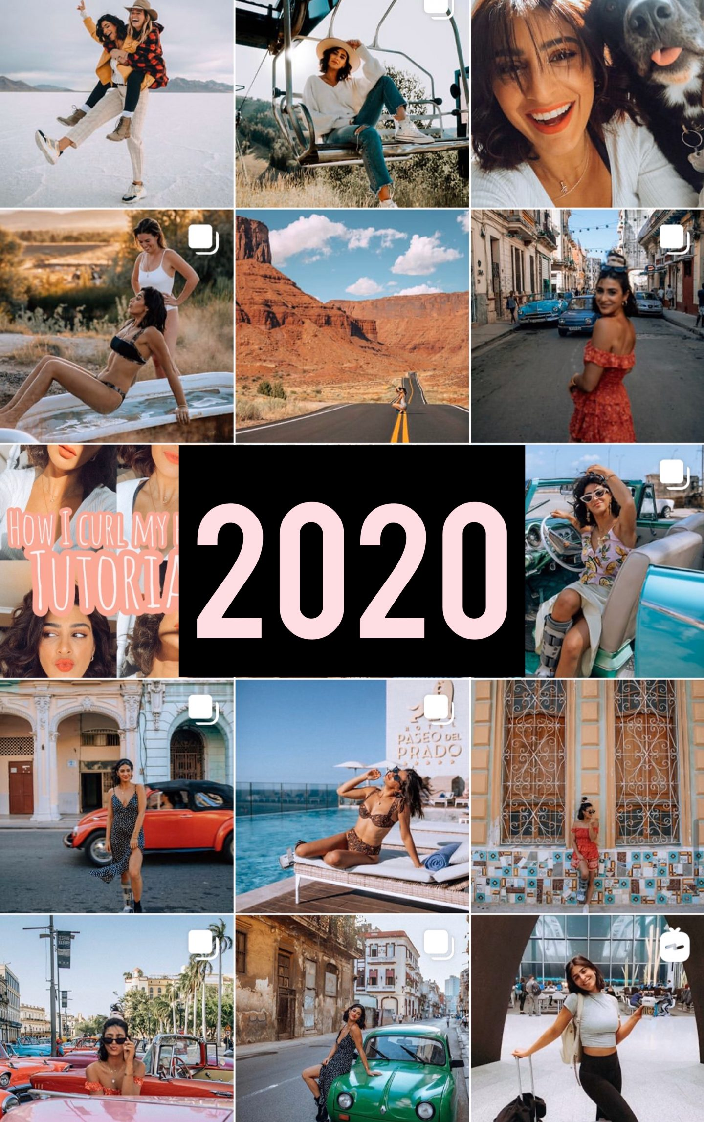 Lisa Homsy Instagram feed 2020