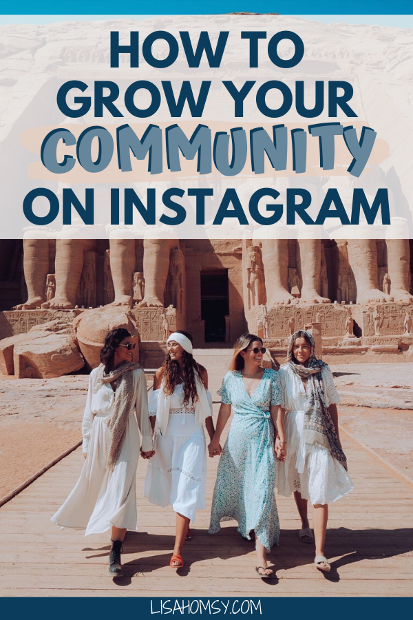 Trying to find your Instagram niche and community? Use these tips to grow on Instagram and help your ideal followers find you on Instagram (plus how to make money on Instagram with products!) #influencer #instagram | how to be an influencer | Instagram influencer tips | how to be a travel influencer | how to grow your Instagram | how to grow on Instagram | Instagram community tips | Instagram niche ideas | how to find your Instagram style | how to find your Instagram niche