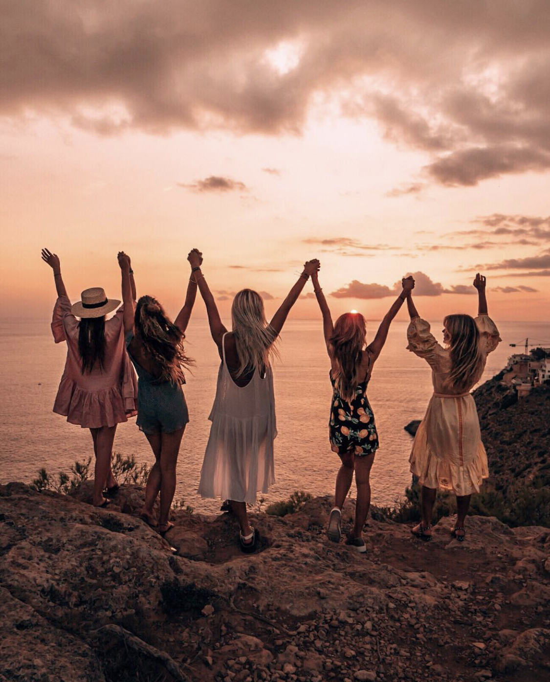 12 Best Girls Trip Destinations in the World