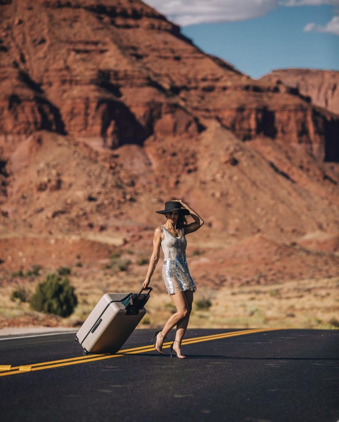 Utah road trip stop