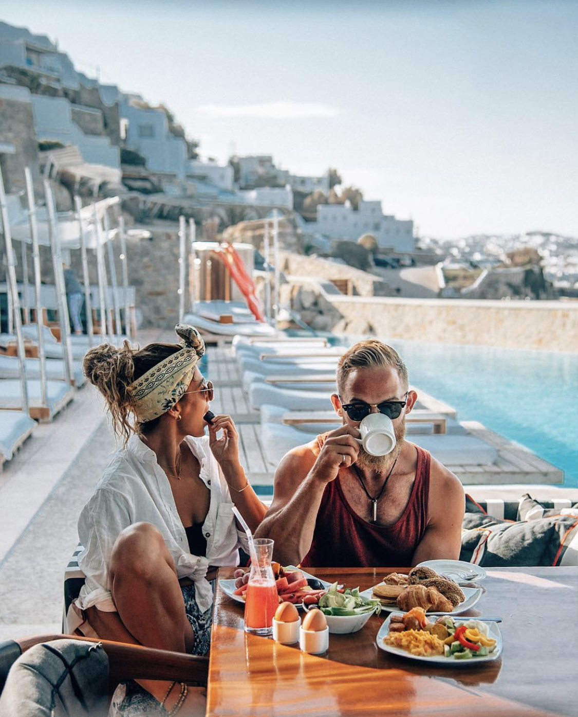 Mykonos is one of the best Greek islands for couples