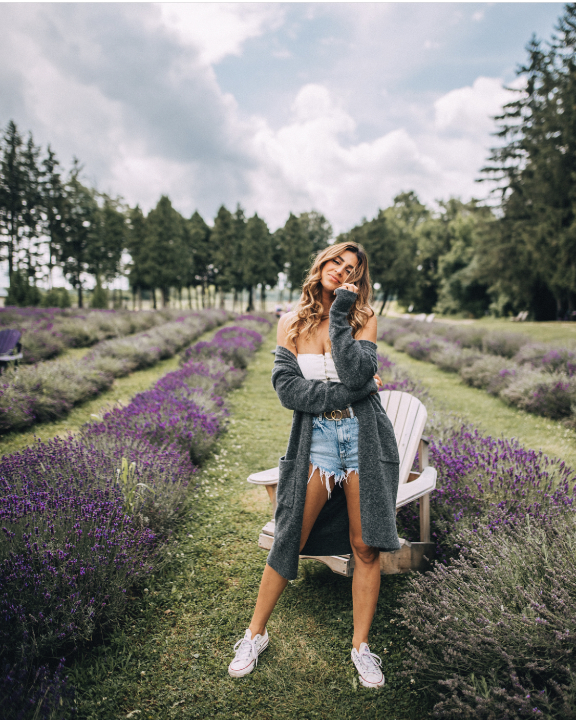 One of the best Montreal summer activities is a day trip to Maison Lavende, the lavender fields near Montreal