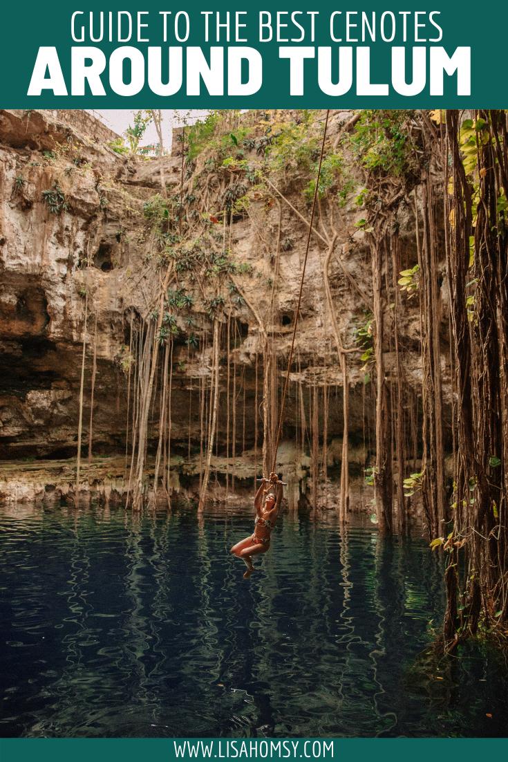 Best Cenotes in Tulum & Near Tulum