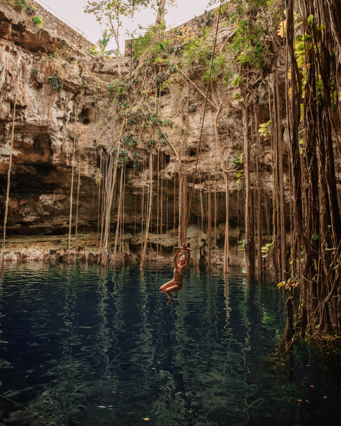 Cenote Oxman Yucatan. This guide gives you tips for all of the best cenotes in Tulum and the best cenotes near Tulum including what to pack for the best Tulum cenotes and more. If you are looking for day trips from Tulum, check out the best cenotes in Quintana Roo and best cenotes in Yucatan for ideas! | Tulum cenotes photography | cenotes Mexico tulum | cenotes tulum riviera maya | best cenotes in quintana roo | cenotes quintana roo | cenotes in playa del carmen