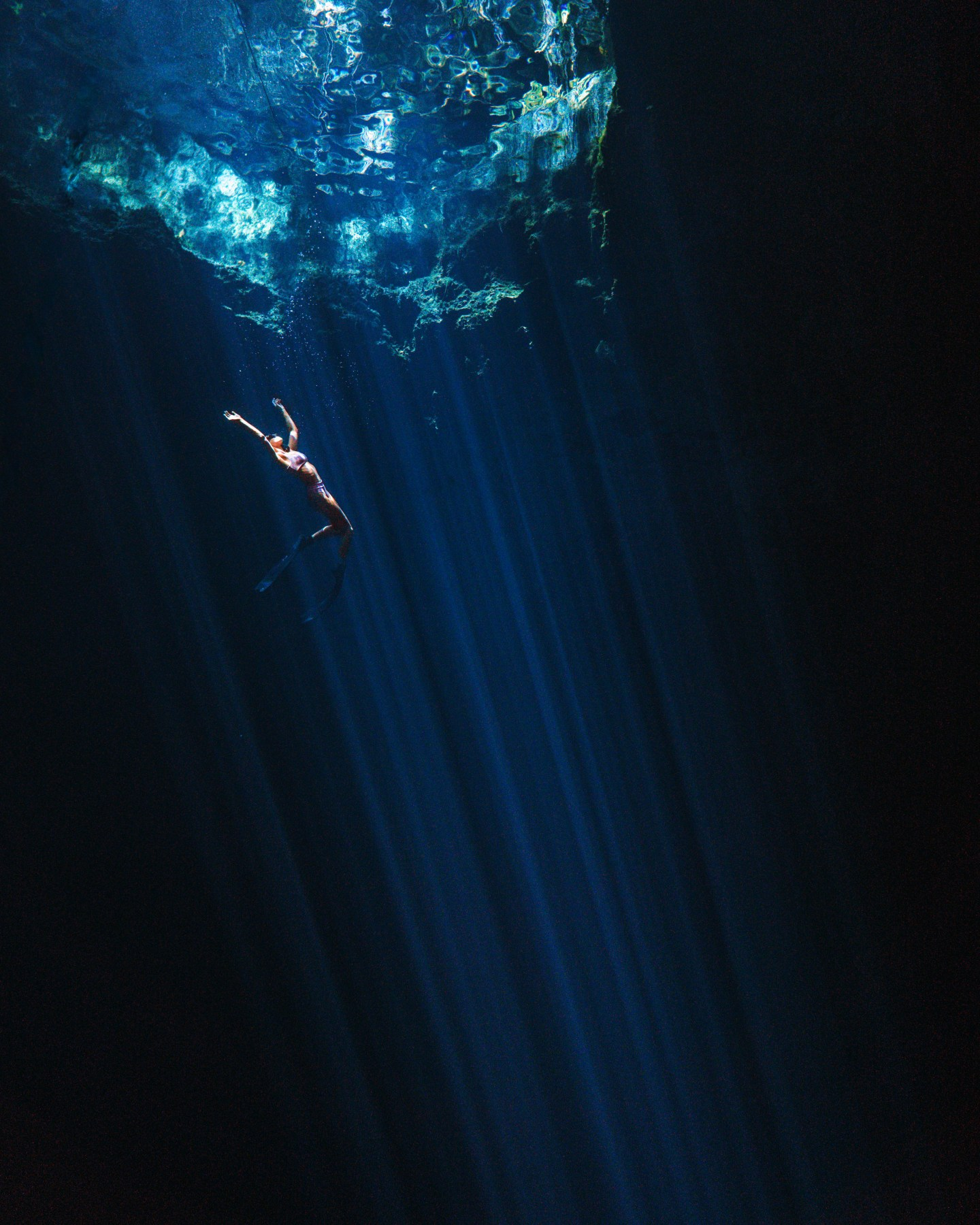 Maravilla Cenote Quintana Roo Mexico. This guide gives you tips for all of the best cenotes in Tulum and the best cenotes near Tulum including what to pack for the best Tulum cenotes and more. If you are looking for day trips from Tulum, check out the best cenotes in Quintana Roo and best cenotes in Yucatan for ideas! | Tulum cenotes photography | cenotes Mexico tulum | cenotes tulum riviera maya | best cenotes in quintana roo | cenotes quintana roo | cenotes in playa del carmen