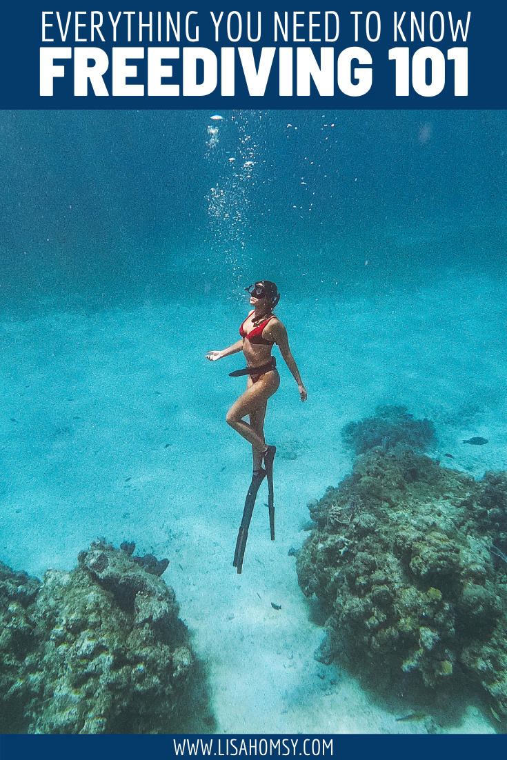 Learn to Freedive: Freediving Tips You Need to Know